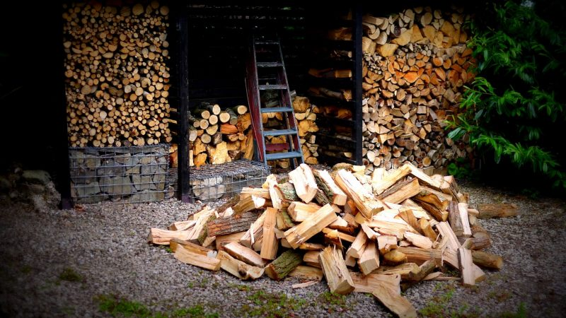 Tanat Valley Firewood